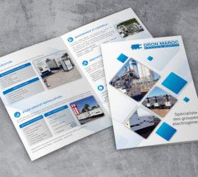 Dron maroc brochure