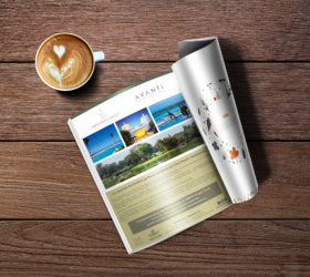 magazine golf